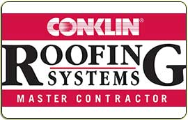 Conklin Roofing Systems in Hufsmith, Texas